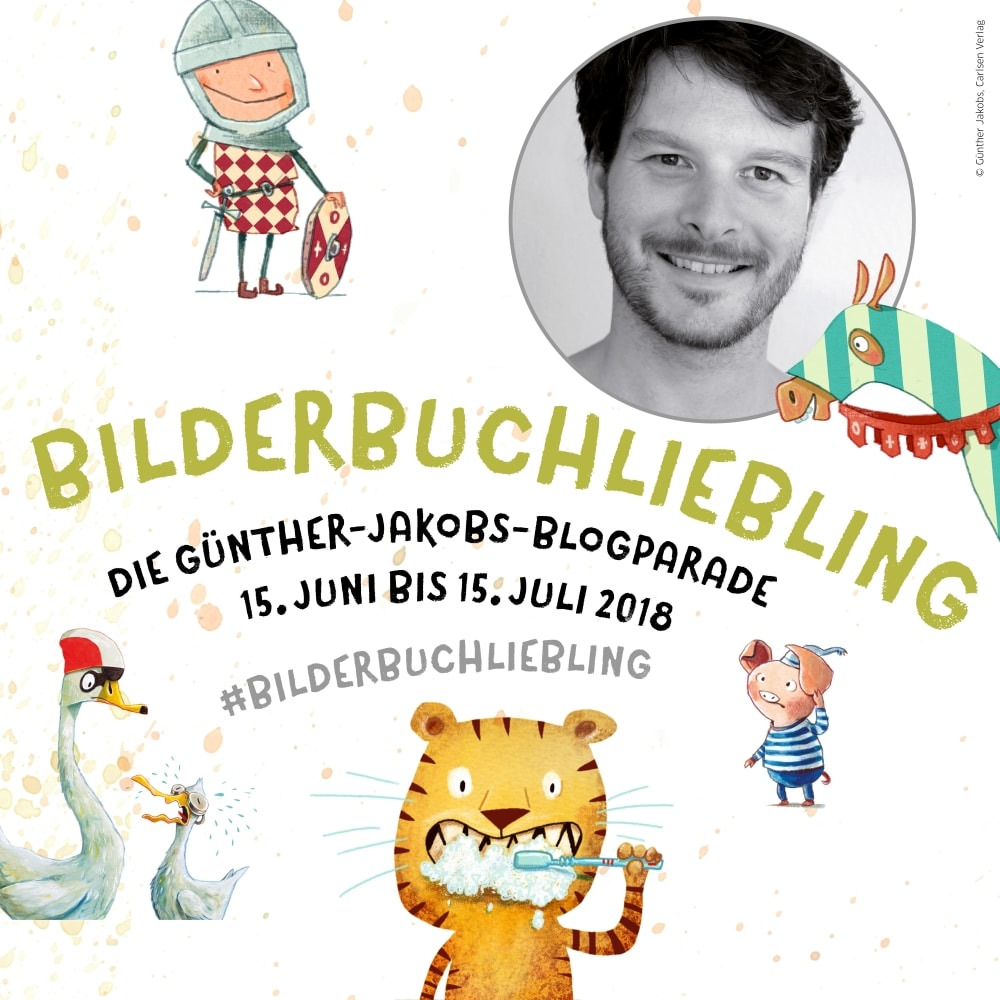 Bliderbuchliebling: Die Günther Jakobs Blogparade