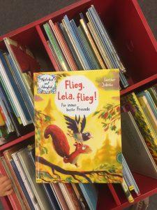 Buch Flieg Lela flieg